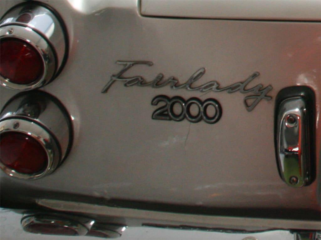 旧車って佇まいが素敵!