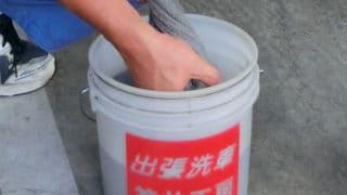 水洗い用タオルの保管が難しい【クリーティングコート相談室】
