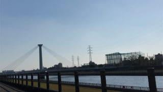 江戸川道場までの道順を再確認。一方通行と思われがちな道がありますので。