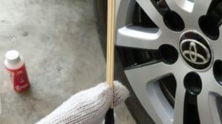 使ってみて分かること。竹串が短いといいこともある。